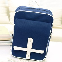 High class student school bag wholesale china school backpack