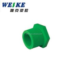 Plastic Green PP-R Thread cap