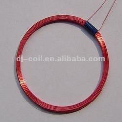 High quality (99.99% Copper Cathode) RFID Coil / transponder attenna for rfid card maker / reader