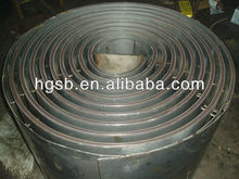 spiral tube heat exchanger coil/shell and tube heat exchanger/plate heat exchanger