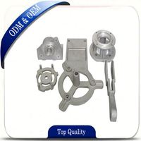 internal door lock parts with the most stringent quality inspection