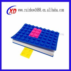 Hot Sale pvc book cover/silicone cover for book /rubber book cover