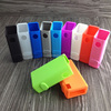 2015 New Arrival protective case colored custom shark mod case vapor mod case silicone