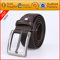 High quality feger leather belt china wholesale belt men