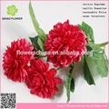 guangzhou fábrica barata la decoración crisantemo artificial