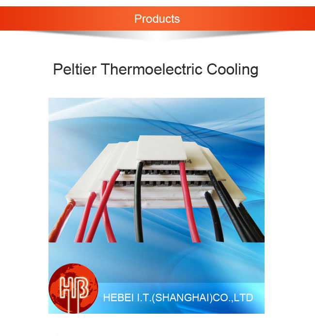 TEC1-12710 Thermoelectric Peltier Cooling Module