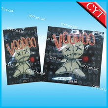 voodoo spice herbal incense bag / voodoo herbal incense bag / spice wholesale package bag