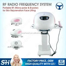 2013 Professional medic Ebox RF Skin Lift Equipment for Wrinkle Removal&Skin Rejuvenation