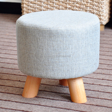 Wooden Foot Stool,Small Wooden Stool,Kids Wooden Stool