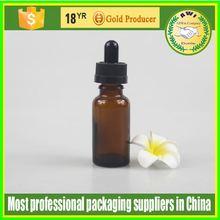 glassware wholesale 30ml e-liquid glass bottles childproof resistant dropper cap