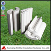 high quality waterproof calcium silicate pipe insulation