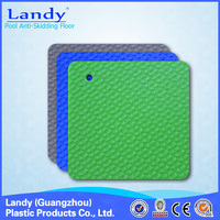 Waterproof anti-slip PVC Swimming Pool Flooring