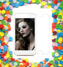 New design customized logo anti -radiation tempered glass screen protector Front protective film