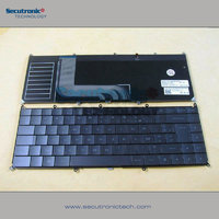 Laptop Keyboard for Dell Adamo 13 13-A101 French Black backlit