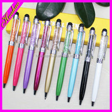 High quality simple touch pen/stylish and Simple stylus touch pen/multicolor touch pen