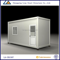 Prefabricated cheap mobile modern container homes plans in china