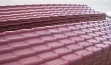 Roof sheeting/decorative roof tiles/synthetic roof/roof coating