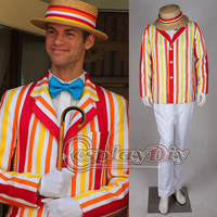 Bert Jacket Cosplay Costume from Mary Poppins