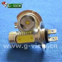 Factory wholesale led auto 7.5W 11w H1, H3,H7,H8, H11, H4 12v 24v led auto light
