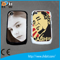 Case For Blackberry Bold 9900 heat printing Cover,Custom Mobile Phone Case for Blackberry all model,3d Sublimation phone case