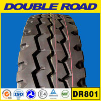 Double Road/double star/Long march 900R20 factory price truck tyre