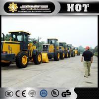 Chinese XCMG Wheel loader LW500FN 5 ton mini yard loader china