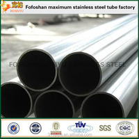 Japanese standard 267.4*3.0 stainless steel big tube, drinking water tube sus304, 304 pipe price per ton