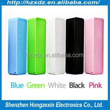 Wholesale madeing cheap price portable mobile power bank 2600mah new product for All Kinds Of Mobilephone