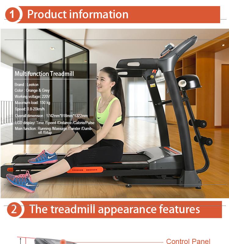 Treadmill Belt Cleaning Solution: Treadmill Machine Conveyor Belt/high Quality Treadmill/20
