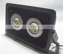 ce rohs pse aprobado IP65 220v 230v 100w led lámpara de inundación
