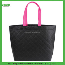 Hot Sale Non Woven PP Heat Seal Tote Bag , Promotional Bag