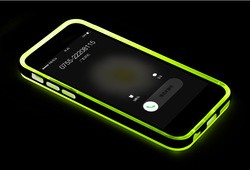 For iphone 6 case flash led light, phone cover for iphone 6 plus