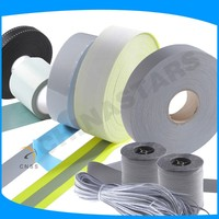 EN ISO 20471 and ANSI/ISEA 107 certified reflective material