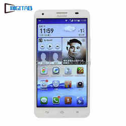 5.5'' Huawei Honor 3X WCDMA 3G Smartphone Android 4.2 MT6592 Octa Core 2GB RAM 8GB ROM Mobile Phone