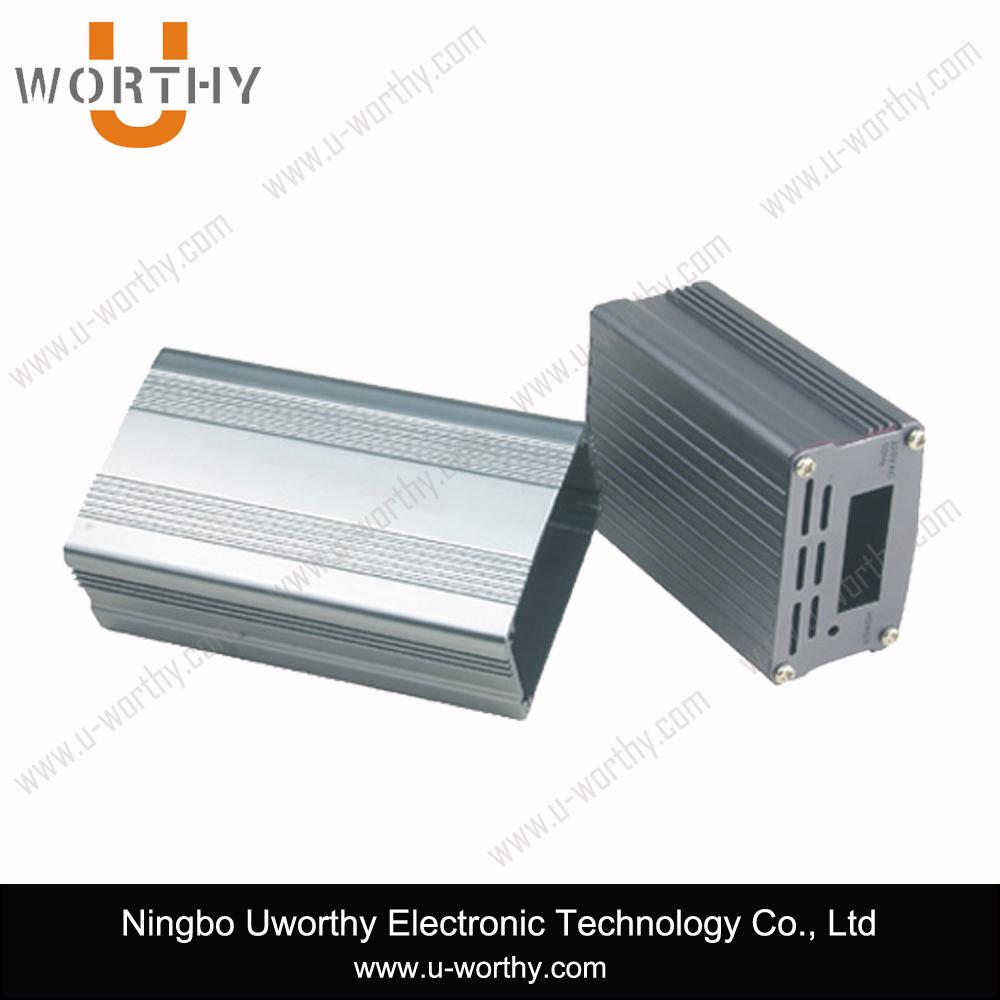 Pared DIY montaje de extrusión de aluminio recintos electrónicos caja de Control eléctrico PCB placa de circuito