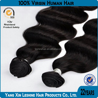 hot sale 6a 7aGrade virgin sewing machine wholesale unprocessed philippine free tangle body wave hair extension