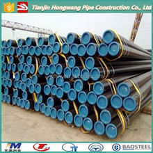 API 5L grade B lsaw steel pipe used for gas and oil pipeline
