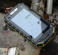 5 inch NFC IP68 waterproof tablet PC quad core rugged tablet IP68