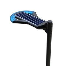 12V Solar 30W Patented Led Street Light With Solar Panel