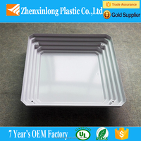 vacuum forming plastic display tray for mobile phone