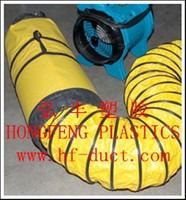 corrugated pipe/large diameter and high pressure pvc plastic flexible duct