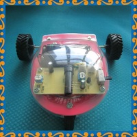Self Assembly electronics education DIY robot kit