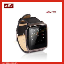 2015 smart watch phone, bluetooth smart watch with smart watch gps phone, android smart watch