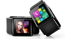 1.55inch Android Smart Watch Phone with SIM Card Slot Waterproof Bluetooth FM