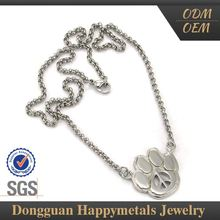 Best-Selling Classic Design Sgs Long Necklaces With Initial