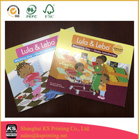Children book for education printing with best price