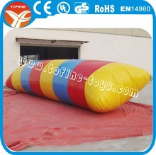 Fashion and durable small inflatable water blob