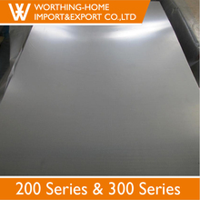 Induction Material 304 Thin thickness 0.03mm stainless steel plate