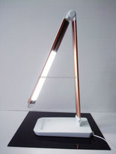 Factory Directly Professional Indoor Table Lamp Design Dimmable Led Desk Lamp 2015
