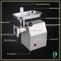 China high capacity toledo chopper meat grinder for sale